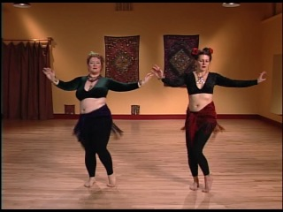 Tribal Technique Vol 1 with Gypsy Caravan Bellydance vol 3